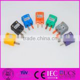 R/S/B/K/E/J/N Types of Thermocouple Male Connector