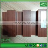 WPC wall board waterproof pvc wall panel wood plastic composite wpc pvc ceiling