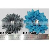 beautiful daisy hair flower accessories in hairgrips