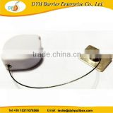 locking retractable security cable,anti theft pull box with locking system,Merchandise Security Tether
