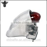MOTORCYCLE OLD SPARTO ALLOY FIL TAIL LIGHT REPLICA HARLEY TRIUMPH OLD SCHOOL BOBBER CHOPPER