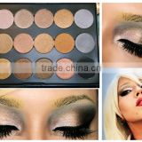 Eye shadow eyeshadow palette18colors,eye shadow baked also accepted