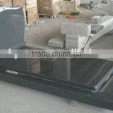 g654 dark grey granite monuments