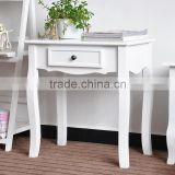 bedroom furniture wood end table , night stand ,bedside table