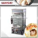 WISE Kitchen Energy Saving Square Electric Food Steamer Mechanical Type As Kitchen Equipment