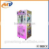 High Quality Arcade Gift Prize Vending Game machine Coin Operated amusement Crane Claw Game Machine for Kids for sale