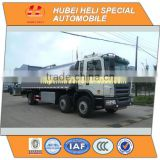 JAC 6X2 22000L oil tanker truck with oil pump hot sale in China                                                                         Quality Choice