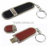 bulk keychain leather usb disk, usb flash disk, usb drive 3.0