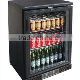 Back Bar beverage cooler / display beer cooler / beer bottle refrigerator / bar fridge