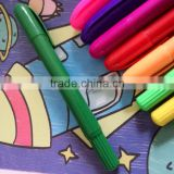high quality wax non-toxic colorful gel crayon pen