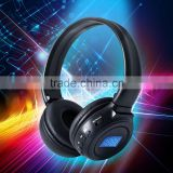 N65 Digital 4 in 1 Multifunctional Deep Bass Bluetooth Headset Foldable Wireless Stereo Headphone With Mic Display FM Radio