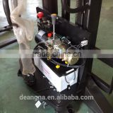 Most competitve forklift semi electric pallet stacker in China