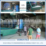 Factory made high quality eps batch pre-expander machine