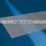 306 316 ultra fine 25 micron 304 stainless steel bird cage welded crimped braided wire mesh fence