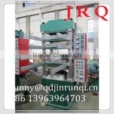Manufacturer Rubber Floor Tile Vulcanizing Press Machine / Rubber Mat Making Machine With Quality