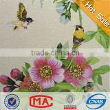 ZTCLJ JY-JH-DLH02-A Wallpaper Murals Decorative Tile Little Bird and Flower Art Glass Mosaic Wallpaper Murals