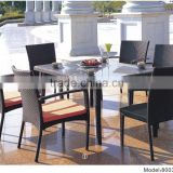 Rattan Wicker Dining table dining set dining room furniture outdoor garden dining furniture