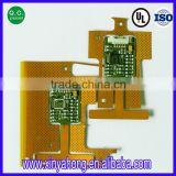 OEM Immersion USB Rigid-Flex PCB Design & LED LCD Display FPC Flex Circuit Board Assembly