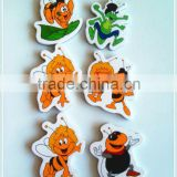 custom bees eva fridge magnet set