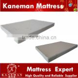 Compressed roll up bamboo knitted fabric antislip bottom memory foam mattress