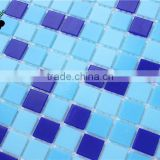 SMH17 Special technology mosaic glass mixed mosaic indoor and outdoor tile