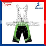 custom cycling bib shorts tights