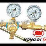 High quality hydrogen gas pressure regulator for sale