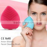 2016 best sellers natural facial brushes sonic facial brush electric facial cleansing Home use