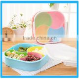 China Plastic Divided Food Tray,Plastic Snack Tray With Dividers, Divided Tray For Snack