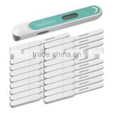 Surearly Digital Ovulation Test 20 Tests One digital Reader With 20 Interchangeable Test Sticks For Multiple-Use Pregnancy