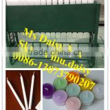 industrial spiral candle making machine/round candle maker machine/pillar candle making machine