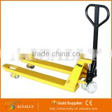 china supplier hand pallet jacks Customized 2-3 tons PU wheel Manual Forklift/Hand Pallet Truck