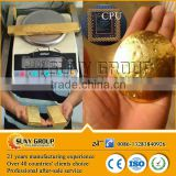 E waste electronic PCB boards recycling plant/PCB components gold refinning plant