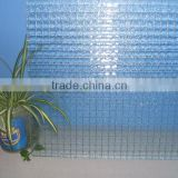 3-19mm Low-iron patterned wired glass