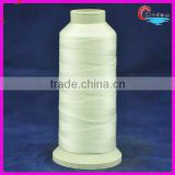 polyester bonded thread for sewing leather