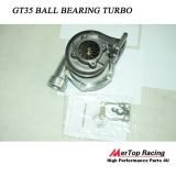 MerTop Race GT35 BALL BEARING A/R .70 T3 INLET FLANGE TURBO EXHAUST MANIFOLD TURBOCHARGER