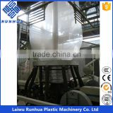 3 layers LLDPE plastic agricultural film mulch machine