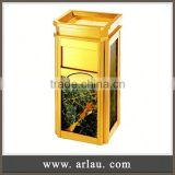 Arlau Antique Ashtray Stands,Demountable Rubbish Bin,Garbage Bin In Public