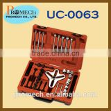 Taiwan High Quality Vehicle Master Bolt Grip Set / Under Car Tool Set Of Automotive Specialty Tool Kit