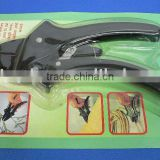 Stainless Steel Garden Bypass Pruning Shears
