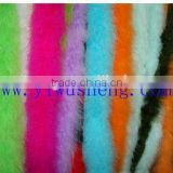 Factory cheap carnival parade costumes plumes long sex Fluffy Luscious colourful marabou feather boa decorations