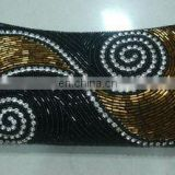 Ladies Clutch bags, Ladies Hand Bags, Classical fancy clutch purses with hot fix rhinestones