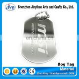 custom metal label tag with your idea