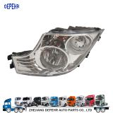OEM 9608200239 9608200339 Heavy Duty European Tractor Body Parts Head Light Benz MP4 Truck Head Lamp