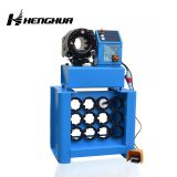 Finn Power Hydraulic Hose Crimping Machine with Dies Shelf and Quick Change Tool