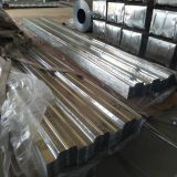 hot dipped galvanized GI metal steel decking sheet metal roofing sheet