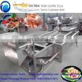 shell fish ice covering machine shell fish ice coating machine shell fish ice glazing machine