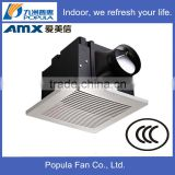 10 Inch Super Quiet Ceiling Mounted Ventilation Fan Small Extractor Fan for home use