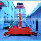 work platforms mast aerial work platform with high quality