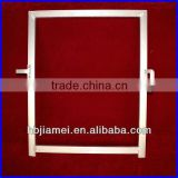 New product silk screen printing aluminum frames/printing aluminum silk screen frames for card printing machine made in China